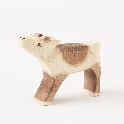 Ostheimer Handmade Wooden Reinder Calf 28005