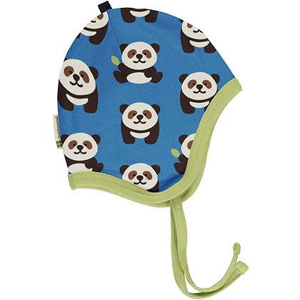 Maxomorra Hat Helmet - Playful Panda