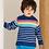 Thumbnail: Kite Organic Retro Rainbow Jumper