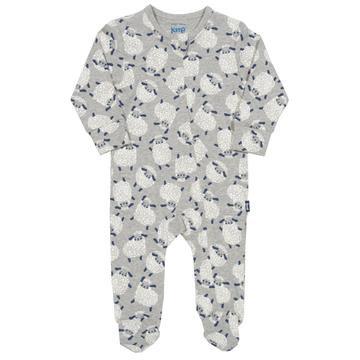 Kite Organic Baby Sheep Dreams Sleepsuit