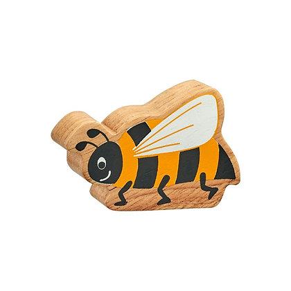 Lanka Kade Natural Wooden Black and Yellow Bee NC190