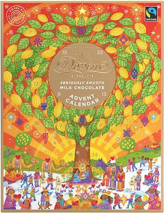 Divine Milk Chocolate Advent Calendar