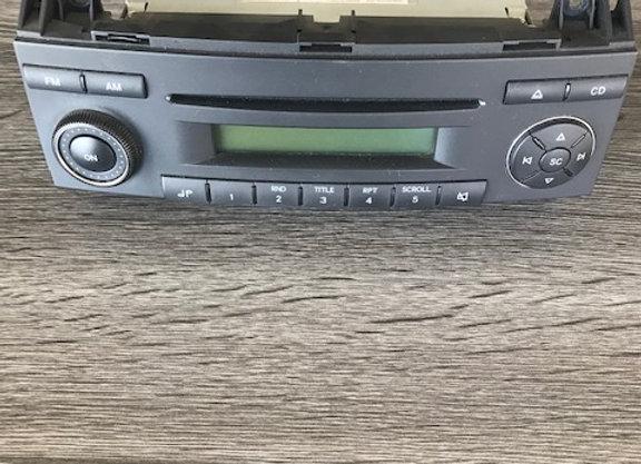 Radio okkasie voor MB sprinter