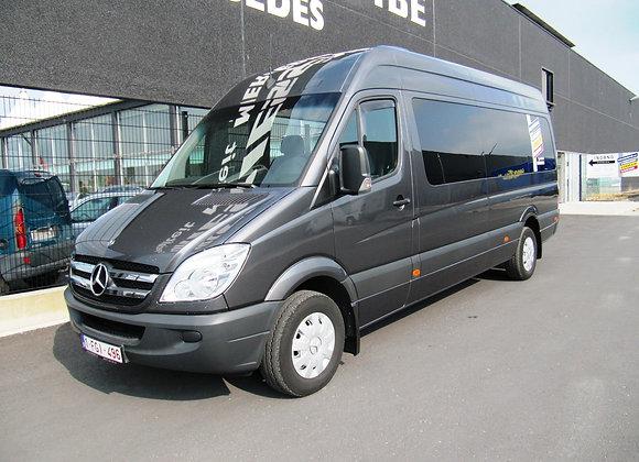 Mercedes sprinter 319 cdi A3/H2 minibus 8+1 pl