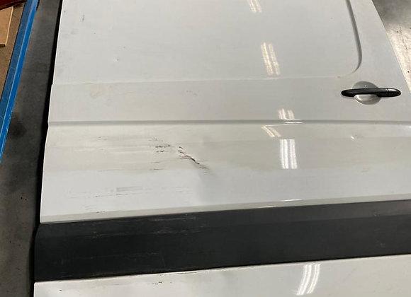 Zijdeur beschadigd voor MB Sprinter