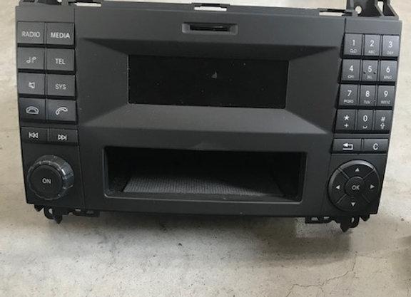 Radio voor Mercedes sprinter