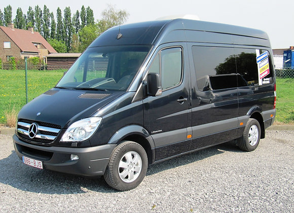 Mercedes sprinter 311 cdi A2/H2 minibus 8+1 pl