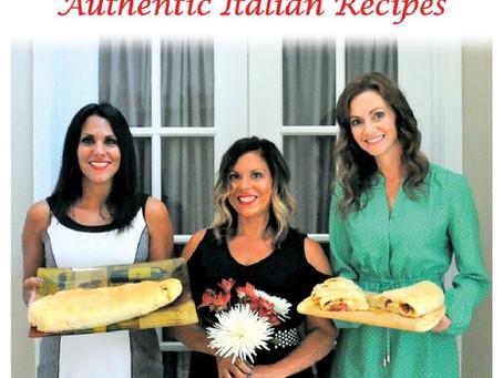 Family recipe inspires cookbook that traces the Italian heritage of Regionals professor