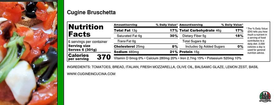 Cugine Bruschetta - Nutrition Label.jpg