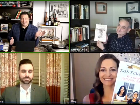 OSDIA Interviews LIVE!: Rocco DiSpirito