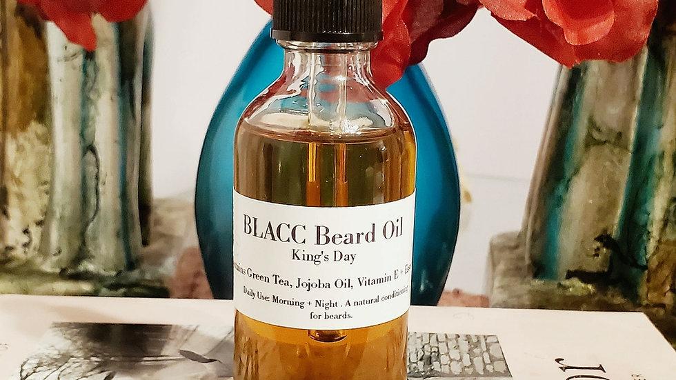 BLACC Beard Oil