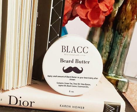 BLACC Beard Cream