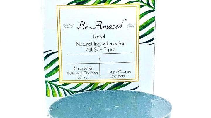 Be Amazed Facial Soap