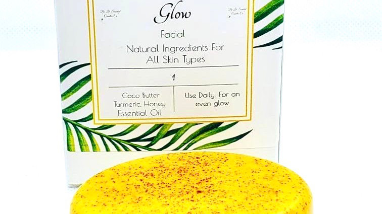 Glow Facial Soap