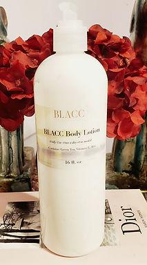 BLACC Body Lotion 16 Fl. oz.