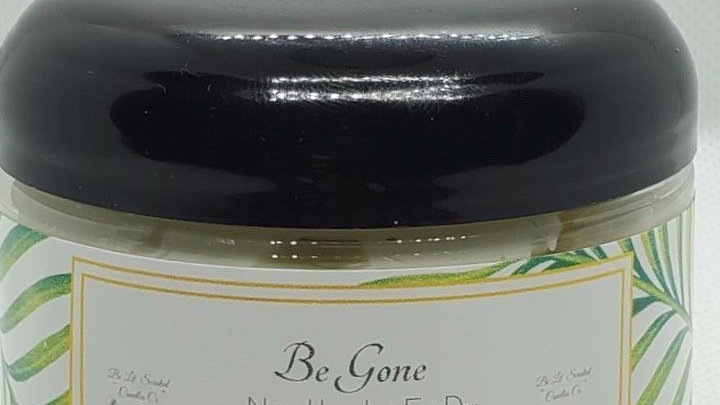 Be Gone Body Cream 4 oz.