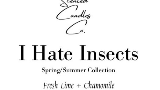 I Hate Insects