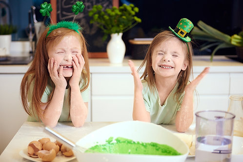 March 9th and 11th St. Patrick's Day Themed After School Workshops