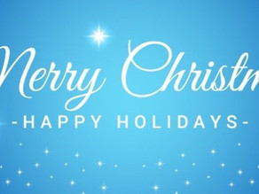 From Gala Chartered Accountant - Merry Christmas and a Happy New Year