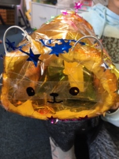 Cat Lantern by Edendale student