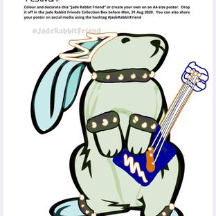 Punk Jade Rabbit
