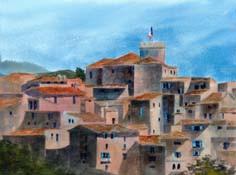 Perched Village
