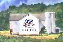 Tuscarawas County Barn