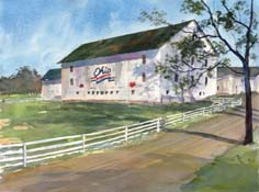Holmes County Barn