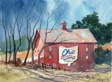 Delaware County Barn