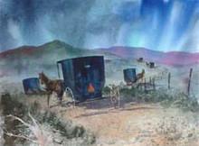 Amish Rush Hour