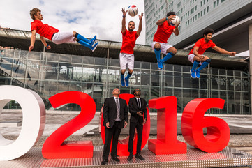 Show d'inauguration EURO2016 (Lille)