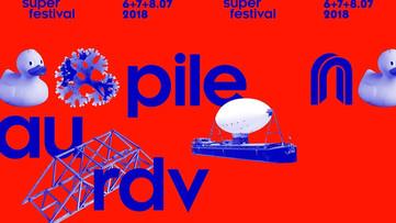 Pile au Rendez-Vous Le SUPER festival