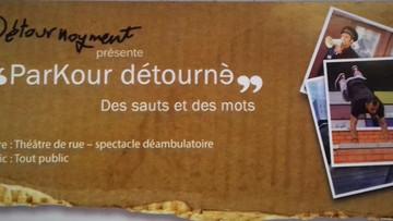 Parkour Détourné