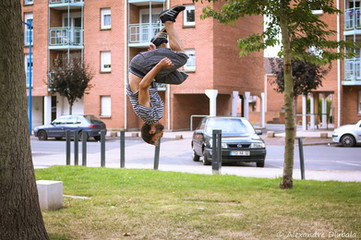 Parkour Day by UA !