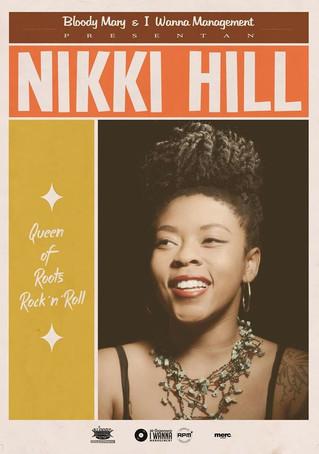 Nikki Hill vuelve al Kafe Antzokia