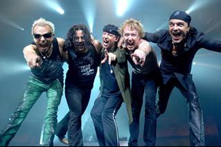 Scorpions, segundo cabeza de cartel del Azkena Rock Festival