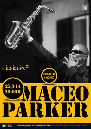 El funk de Maceo Parker hará que movamos los pies en la Sala BBK