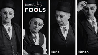 Immaculate Fools en el Kafe Antzokia