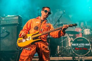 Gluecifer llega al Azkena Rock Festival en fecha exclusiva