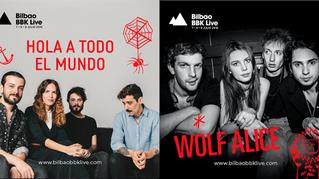 WOLF ALICE Y HATEM, NUEVOS CONFIRMADOS PARA EL BILBAO BBK LIVE'16