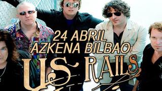 US Rails en la sala Azkena