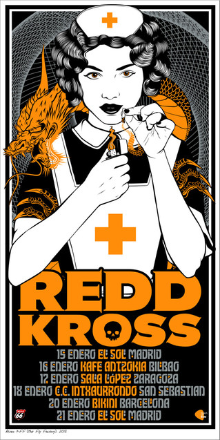 Redd Kross en el Kafe Antzokia