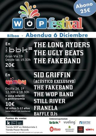Llega una nueva edición del WOP Festival