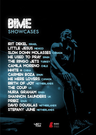 Los Showcases del BIME