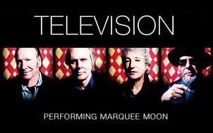 TELEVISION INTERPRETARÁ SU LEGENDARIO 'MARQUEE MOON' EN EL AZKENA ROCK 2015