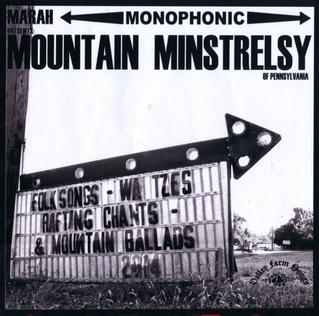 Marah presents Mountain Minstrelsy of Pennsylvania