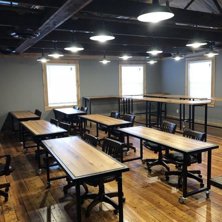 Reclaimed Oak Conference Tables