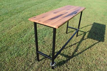 Oak Conference Desk