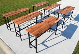 Reclaimed Oak Desks