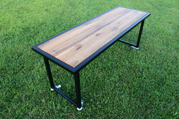 Oak Conference Table